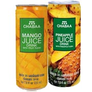 Mango or Pineapple Juice